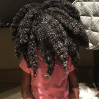 Toddler Natural Hair Care: 4 Week Hair Regimen + DIY Hair Moisturizer Recipe