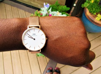 Mama's Got Her Spring Back! + Daniel Wellington Watch Giveaway