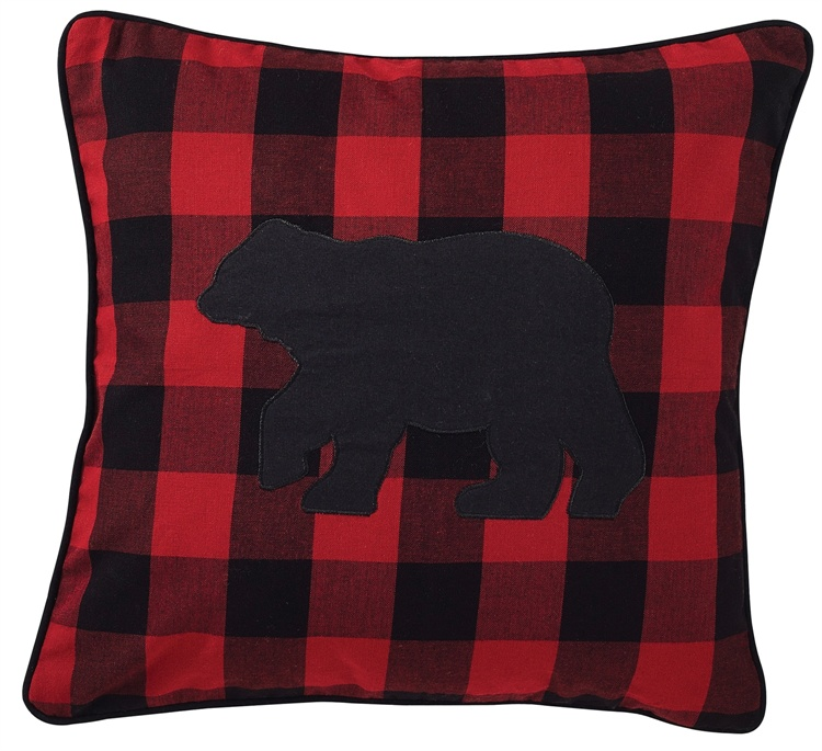 Buffalo Check Quilt Quilted