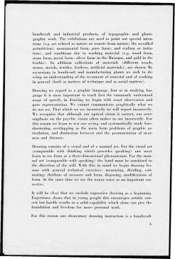 #4 No. 2, 11.1944 Josef Albers Black Mountain College Bulletin. Courtesy of Western Regional Archives