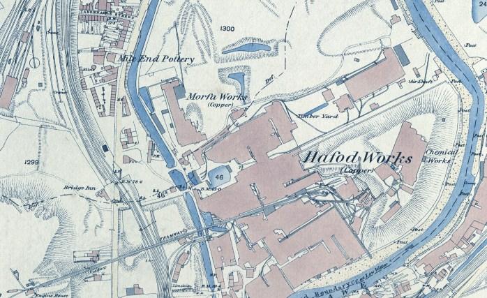 Ordnance Survey 1st Edition Map 1879