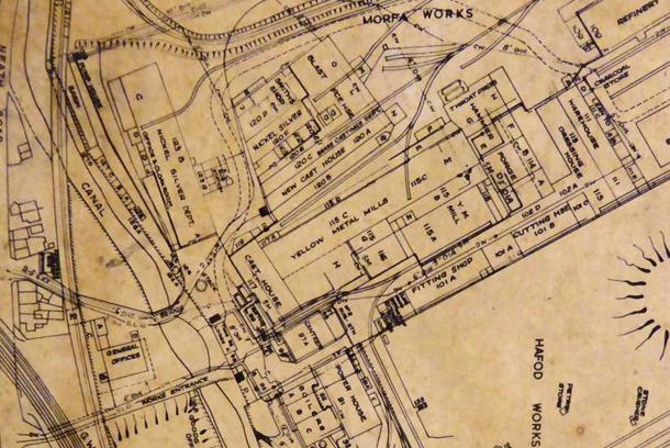 Hafod site - 1951