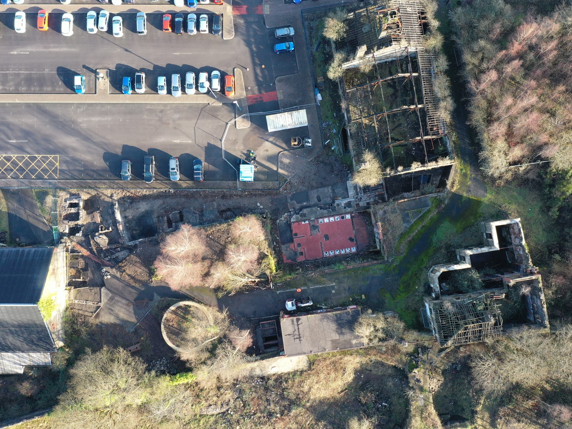 Image result for Drone outer wall survey