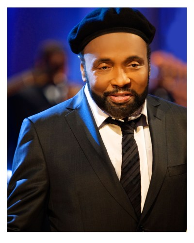 Andrae Crouch releases new project.  (PRNewsFoto/Riverphlo Entertainment) (Newscom TagID: prnphotos102991.jpg) [Photo via Newscom]