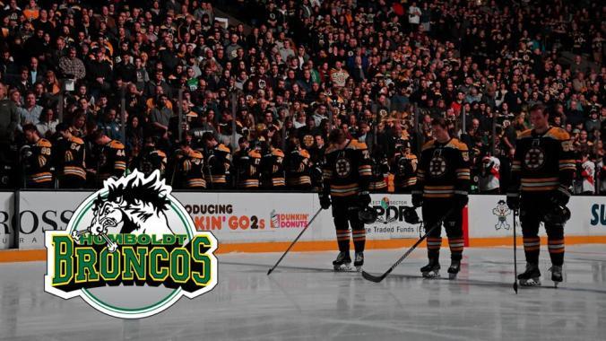 Bruins Broncos