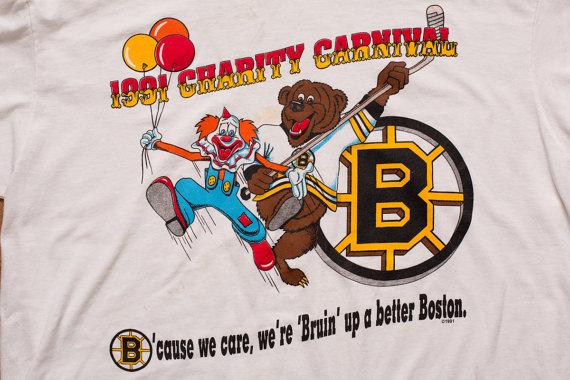 Bruins Charity Carnival Shirt