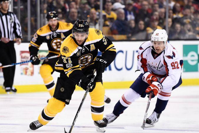 Bruins & Capitals
