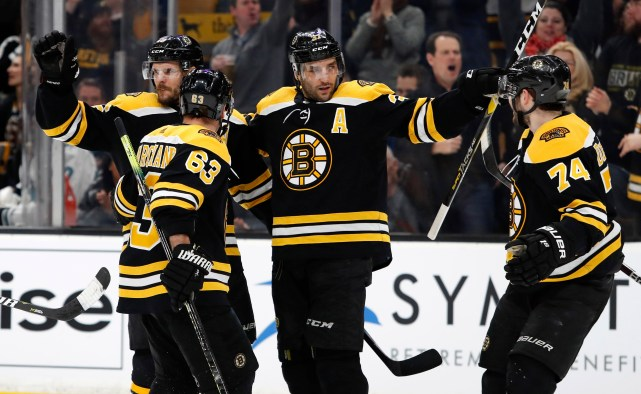 Richardson: Bold Predictions For The 2019-2020 Bruins Season | Black N Gold Hockey