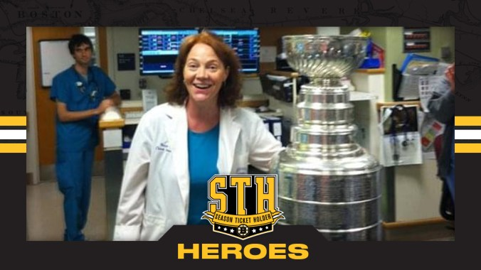 Bruins STH Heroes