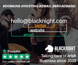 Blacknight Solutions  #DOMAINS  #HOSTING  #EMAIL