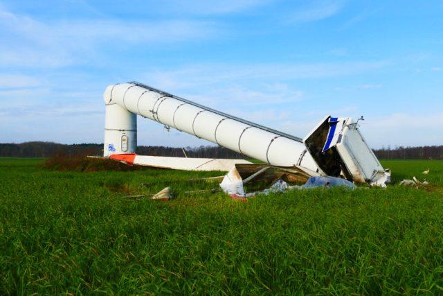 Unfälle mit Windkraftanlagen häufen sich. Masten brechen, Rotorblätter brechen ab und Maschinenhäuser brennen. Vorfälle werden nicht erfasst.