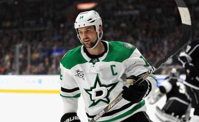 Dallas Stars Jamie Benn Goes Out With Bang Earns First