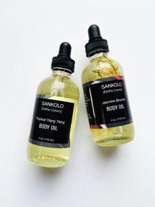 black-owned business Sankolo