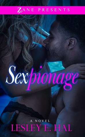 SEXPIONAGE by Lesley E. Hal