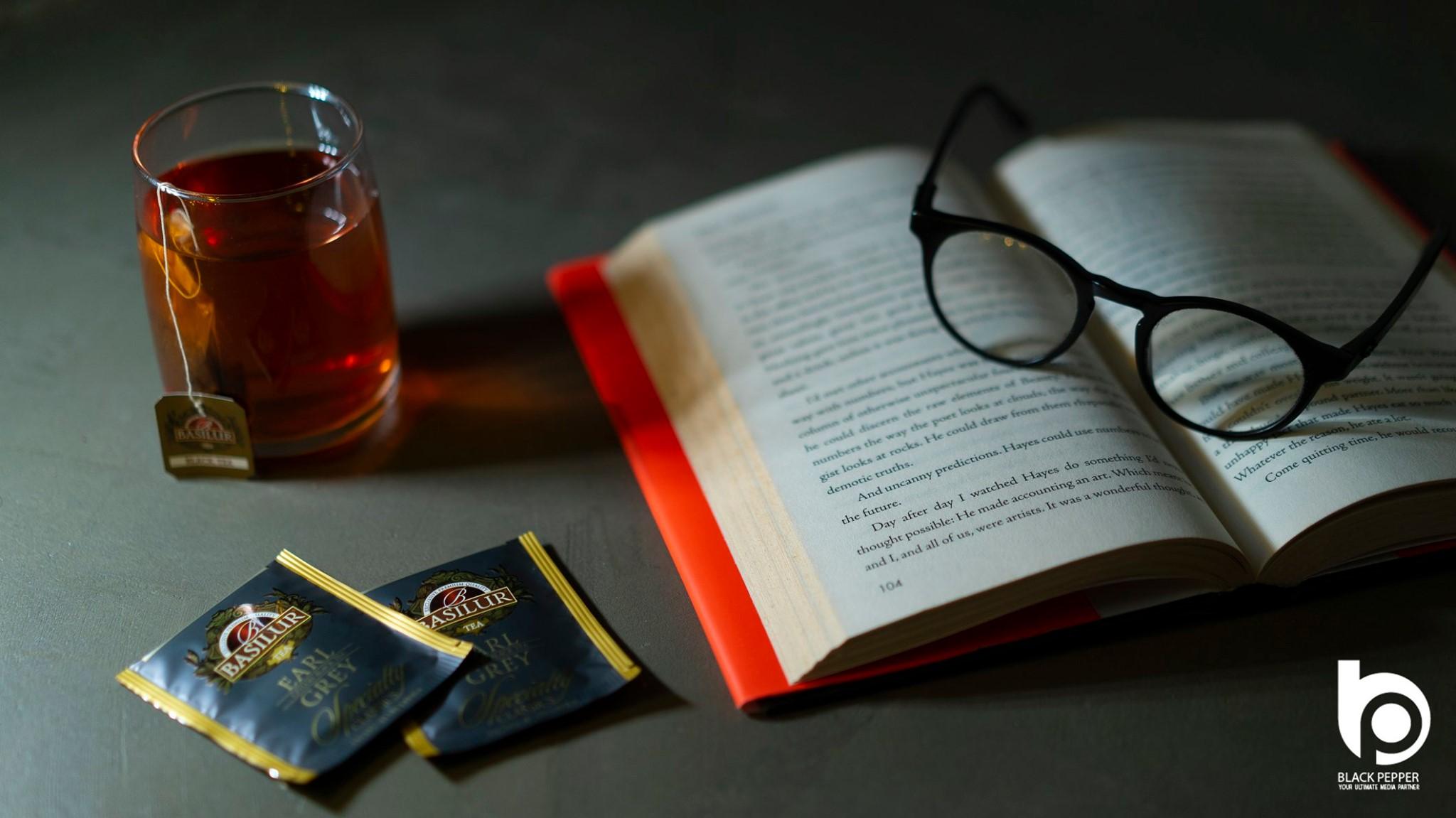 Earl Grey Tea - Sri lanka