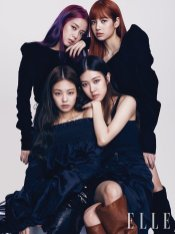BLACKPINK For Elle Korea