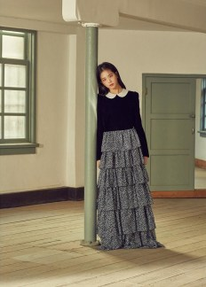 BLACKPINK Jisoo InStyle Korea Photoshoot