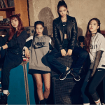 BLACKPINK For Vogue Korea x Nike