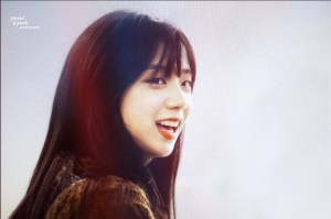 BLACKPINK Jisoo Bangs