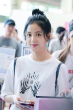 Blackpink Jisoo Airport Style 11