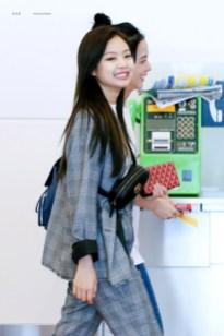 Blackpink Jisoo Airport Style 14