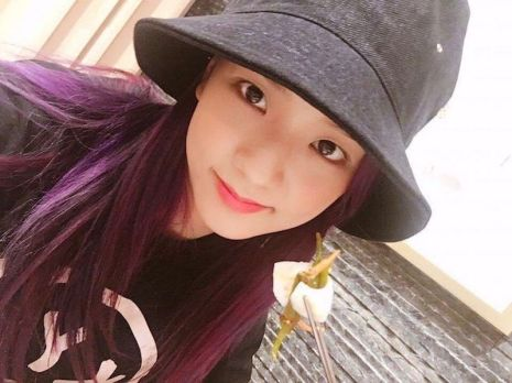 Blackpink Jisoo bucket hat