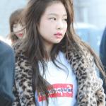 Blackpink Jennie Incheon Airport photo