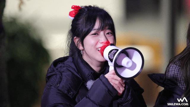 Blackpink Jisoo Bangs Guerrilla Fan Meeting