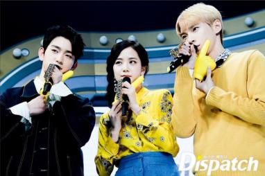 Blackpink Jisoo Jinyoung Doyoung SBS Inkigayo