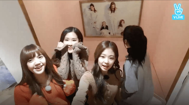 Blackpink House Jisoo Jennie Rose Lisa