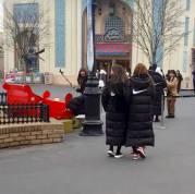 Blackpink-Filming-Blackpink-House-Everland