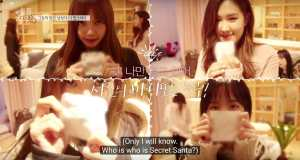 Blackpink House secret santa game