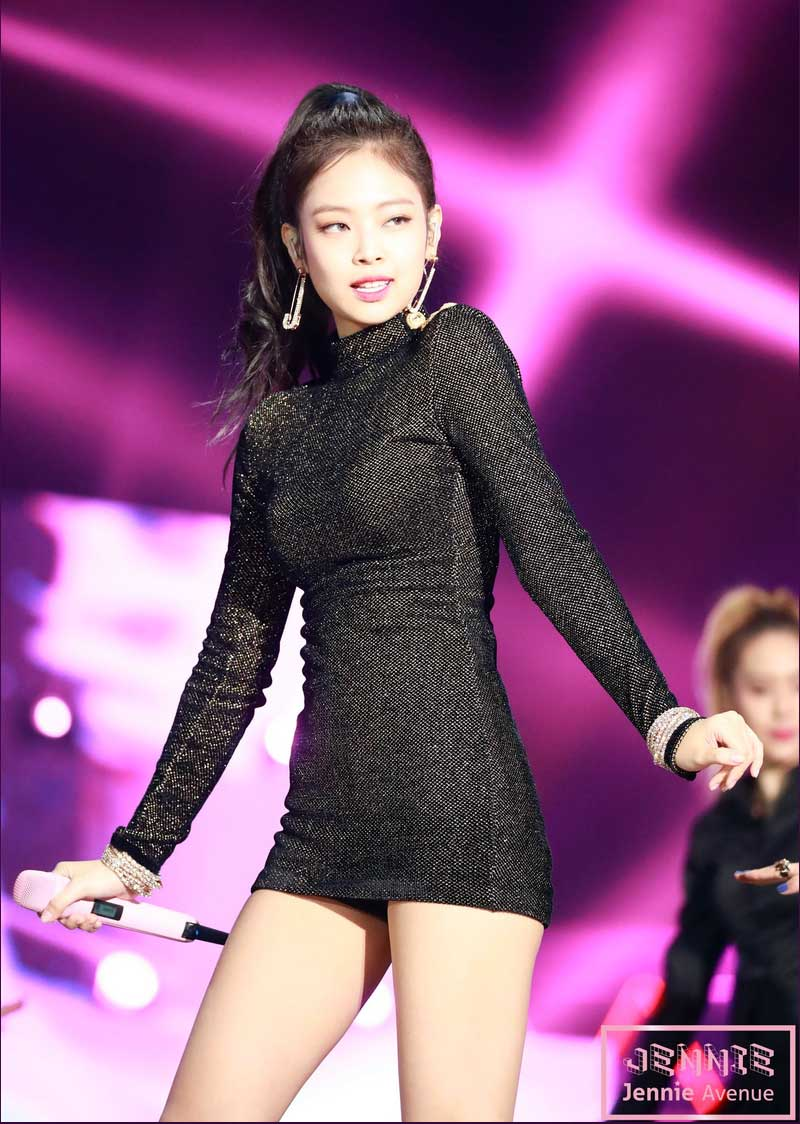 Blackpink Jennie Golden Disc Awards 2018