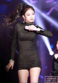 Blackpink Jennie Golden Disc Awards 2018