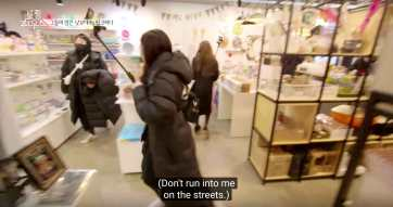 Secret santa game blackpink house