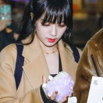 Blackpink Jisoo Airport Fashion