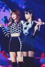 Blackpink Jisoo Lisa Seoul Music Awards 2018