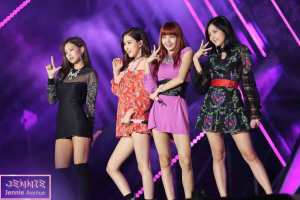 Blackpink Korea Music Festival