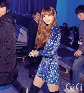 Blackpink Lisa Ceci Korea 2018