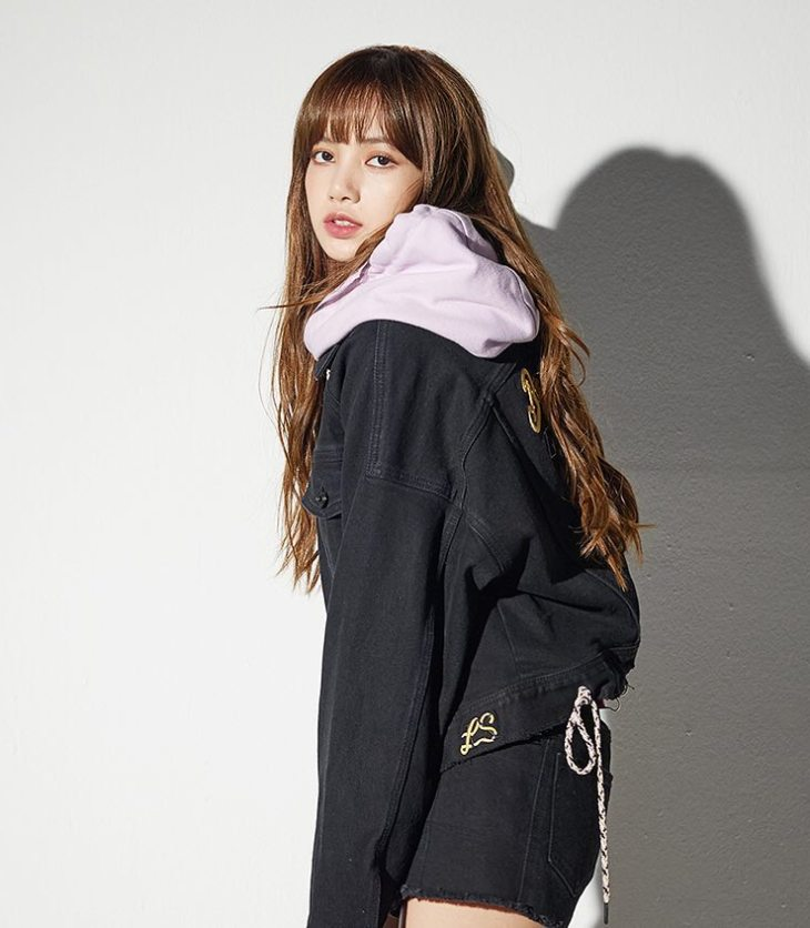 Blackpink Lisa Nonagon Collaboration