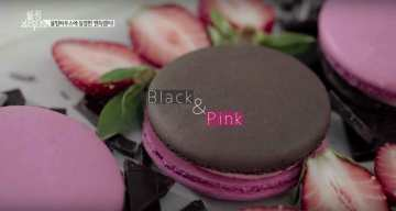 Blackpink-macarons