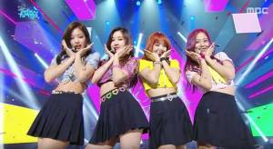 Blackpink-MBC-Music-Core