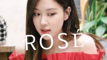 Blackpink Rose Thailand Blackpink House