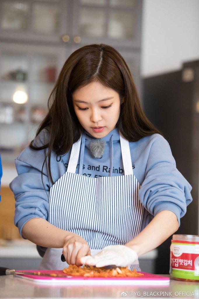 Blackpink Jennie Weibo 2018