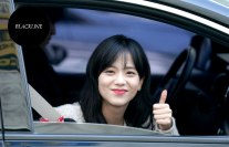 Blackpink Jisoo Car Photos Inkigayo 2018