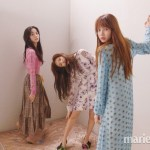 Blackpink Jisoo Jennie Lisa Marie Claire Magazine March 2018 2