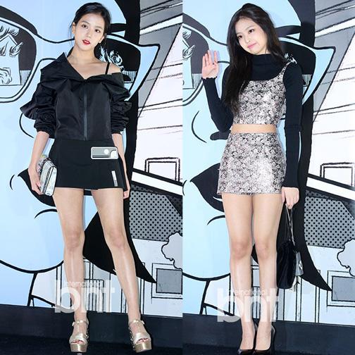 Blackpink Jisoo Jennie Prada Event 2018
