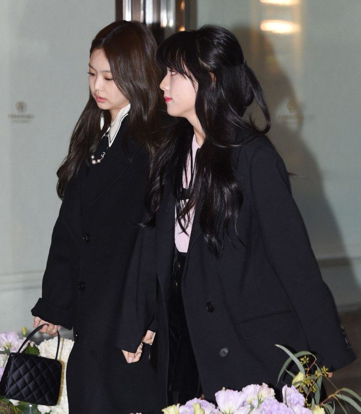Blackpink Jisoo Jennie Taeyang Wedding