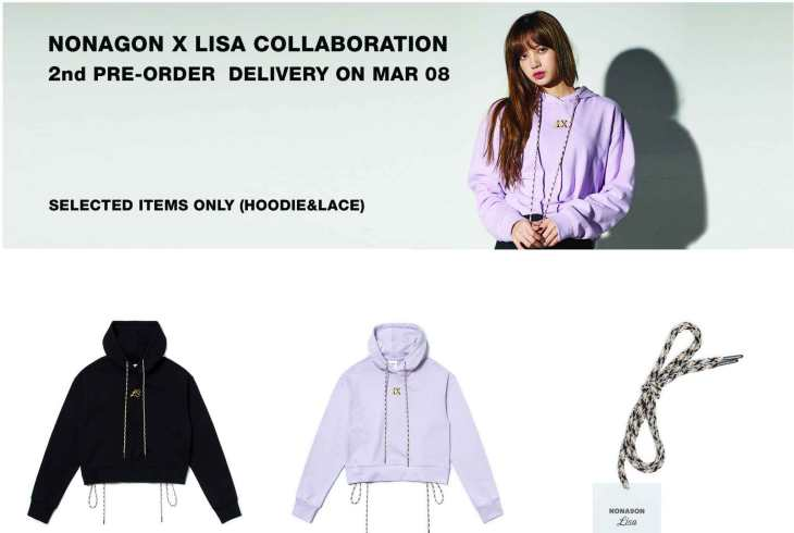 Blackpink-Lisa-Nonagon-Collection-Second-Pre-Order-2018