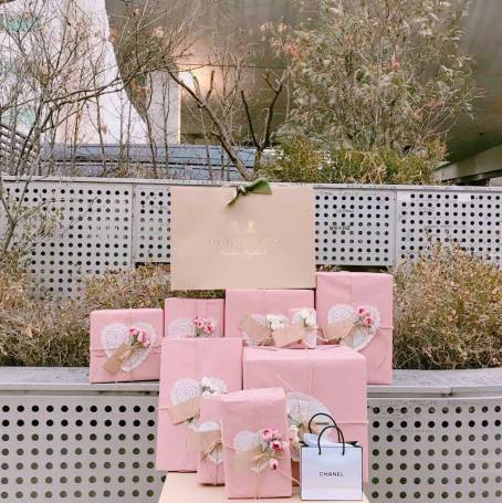 Blackpink Rose Birthday Gifts Rosie Posie Day February 11, 2018 2